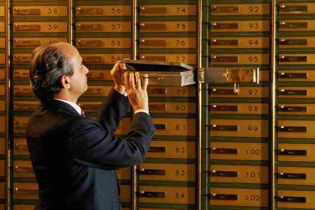 Secrecy of Bank Deposits Law