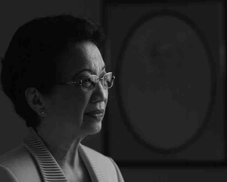 Cory Aquino Dies