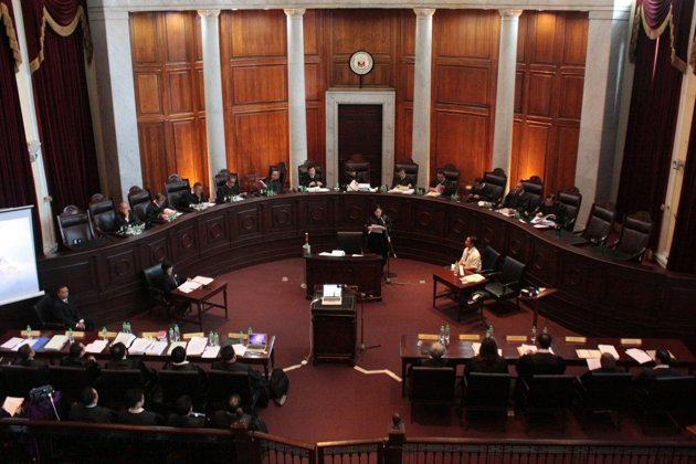 SC: Appointed Government Officials are not Resigned after Filing CoCs