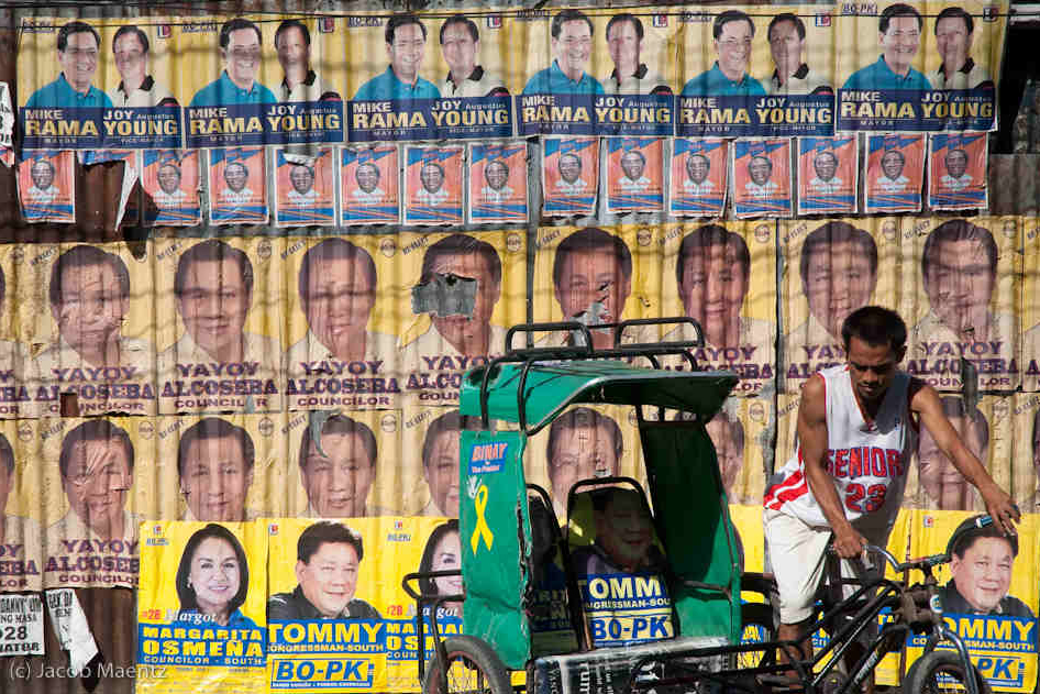 Candidates for President, VP & Senator – 2010 Election