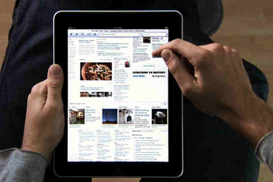 Apple buys iPad Trademark from Fujitsu