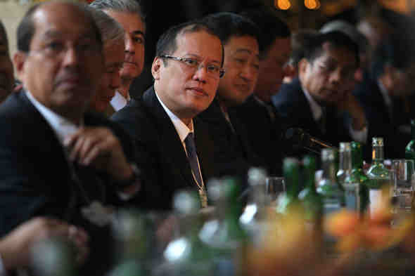 Cabinet Members of Pres. Noynoy Aquino