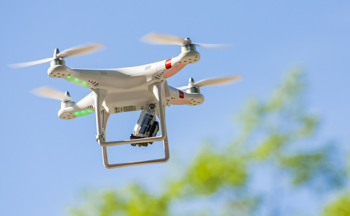 CAAP Issues Memorandum On Use of Drones